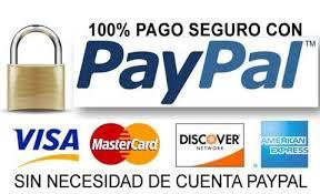 pago seguro pay pal sin tarjeta